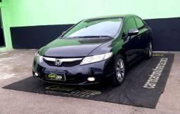 Honda civic lxs 1.8 aut. 2011.