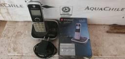 Telefone Motorola Sem Fio Com Bluetooth