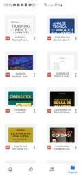 Vários livros mercado financeiro