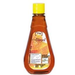 Mel Puro de Abelha - 1 Bisnaga de 500 Gramas de Mel Silvestre