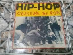 Lp hip hop cultura de rua
