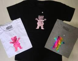 Camisetas Masculina Atacado