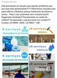 Reforma e manutenção em residencias e comércios