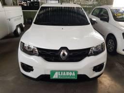 Renault Kwid Zen 1.0 2019 Único Dono