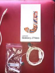 Samsung Galaxy J7 Neo muito novo