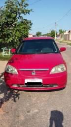 Civic Automático 1.7 2001 Gasolina