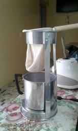 Cafeteira estilo caipira (Mariquinha).
