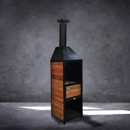 Churrasqueira Vulkania Grill R$ 1.099,90 A vista> Casa Nur - O Outlet do Acabamento