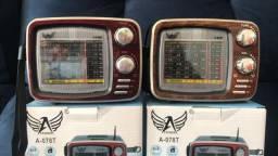 Rádio Retrô Altomex A-078T