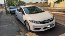 Honda Civic 1.8 LXL Aut. 2012