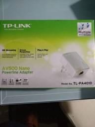 Título do anúncio: Adaptador Powerline AV500 NANO TP-LINK