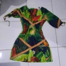 Título do anúncio: Vestido florido Handara