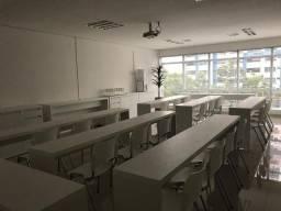 Mesas em mdf para escritório ou sala de aula / treinamento