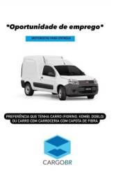 Título do anúncio: Vaga entregador (Possuir Utilitário)