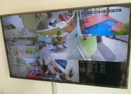 Câmeras de segurança AHD
