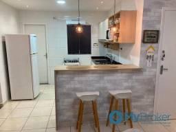 Título do anúncio: Apartamento à venda com 2 dormitórios em Malvinas, Volta redonda cod:490