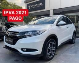 Honda HR-V Touring 2018 - Baixa Km - IPVA 2021 PAGO