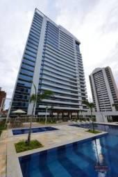 Apartamento com 4 dormitórios à venda, 212 m² por R$ 2.200.000 - Meireles - Fortaleza/CE
