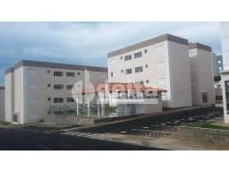 Apartamento com 2 dormitórios para alugar, 50 m² por R$ 600,00 - Shopping Park - Uberlândi