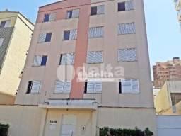 Apartamento com 3 dormitórios para alugar, 68 m² por R$ 800,00 - Lidice - Uberlândia/MG