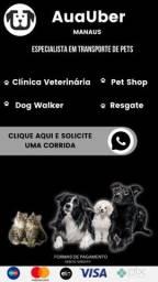 Título do anúncio: Uber Dog, transporte de animais