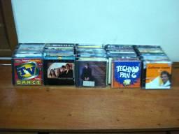 Título do anúncio: Lote 70 CDs Usados