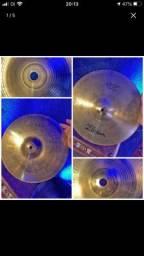 Chimbal Hi Hat Zildjian New Beat 14? polegadas