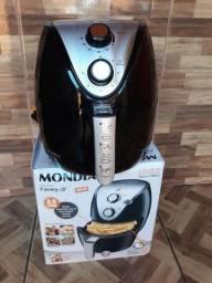 Fritadeira Elétrica Turbo Mondial 3.5 Nova Zerada na Caixa