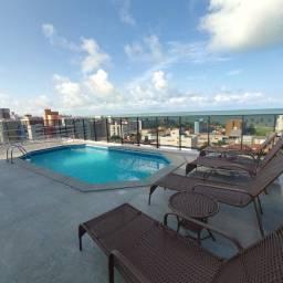 Título do anúncio: Alugo apartamento mobiliado em Manaíra, 02 Quartos, R$: 2.000,00 Cond. Incluso