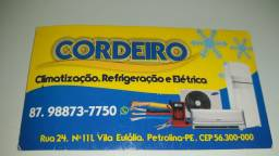 Título do anúncio: Ar condicionado instalação manutenção e concertos