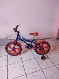 Título do anúncio: Bicicleta para criança a venda