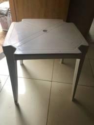 Título do anúncio: Conjunto de mesa e cadeira