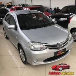 Toyota Etios Sedan XLS 1.5 (Aut) (Flex)