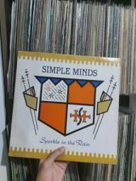 """LP Disco de vinil Simple Minds """"Sparkle In The Rain"""""""