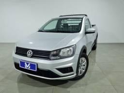 Título do anúncio: VW Saveiro 1.6 Trend  2018  Sem entrada  Parcelas R$1.287,00