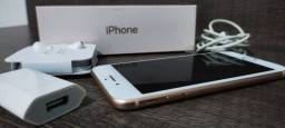 Título do anúncio: Iphone 8 64GB + Fone + Caixa + Carregador