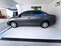 Título do anúncio: Toyota/Corolla xli 1.6  automático 2009/2009 cinza