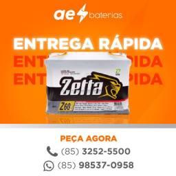 Título do anúncio: Bateria zetta voyage bateria zetta saveiro bateria zetta hb20 bateria zetta punto