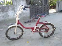 Título do anúncio: Vendo bicicleta monareta