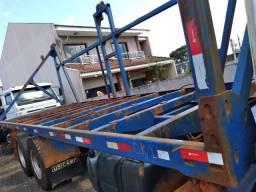 Carroseria  de ferro ideal para prancha ou trans torra