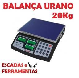 Título do anúncio: Balança Urano 20kg Nova, Garantia, Nota Fiscal Inmetro
