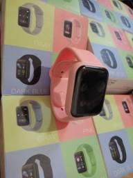 Título do anúncio: Smartwatch Coloca foto Novos