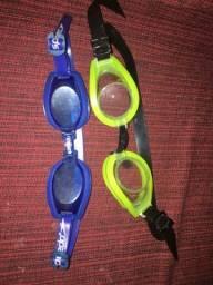 Título do anúncio: Óculos novos de natação 30R$