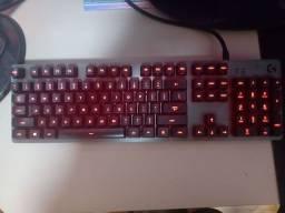 Vendo teclado logitech G413 carbon