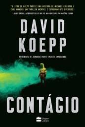Livro Contágio - David Koepp