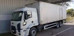 Título do anúncio: Caminhao ford cargo 2429 truck bau 2017