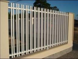 Janelas, portas e portões com grade***