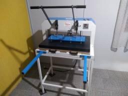 prensa para sublimação digital