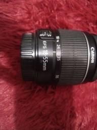 Título do anúncio: Canon T3 Rebel EOS