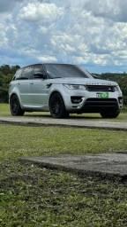 Título do anúncio: land rover range rover sport 3.0 hse 4x4 v6 24v turbo disel 4p automatico 2014